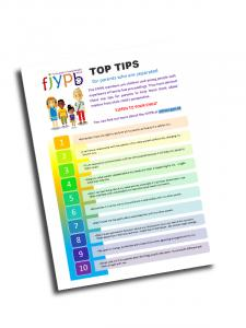 Top tips for separated parents